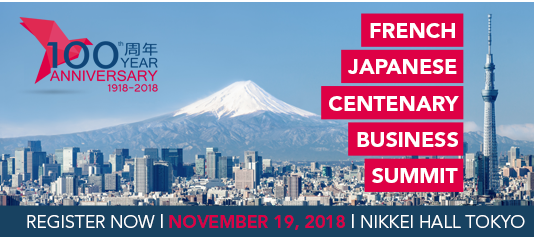 Business Summit France japon